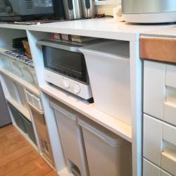 施工事例 キッチンカウンター